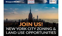 NYC Zoning & Land Use Opportunities in a Distressed Market Webinar