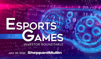 Esports and Games Investor Roundtable
