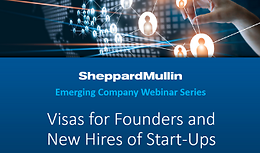 Visas for Entrepreneurs – A Quick Lap Around the Visa Track