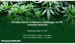 Cannabis Webinar Wednesday - Environmental Concerns