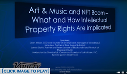 Art & Music and NFT Boom – What and How Intellectual Property Rights Are Implicated