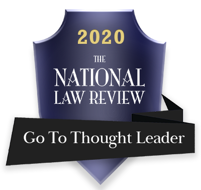 National Law Review 2020 Thought Leader