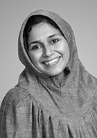 Photo of Fatema K. Merchant